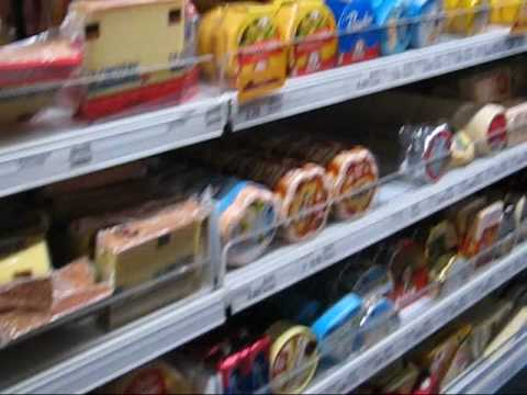 Grocery Shopping in Switzerland