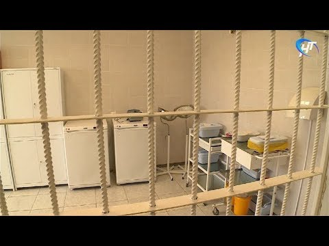 В Панковской колонии прошла проверка условий содержания заключенных и качества оказания медицинской помощи