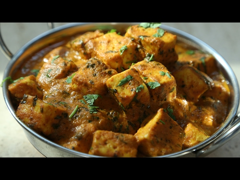 Dhaba Style Paneer – Veg Main Course Recipe – Ruchi's Kitchen