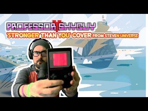 Stronger Than You (Chiptune) - Professor Shyguy (Cover of Steven Universe