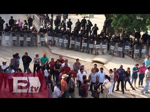 Casi tres mil maestros a evaluación docente en Oaxaca