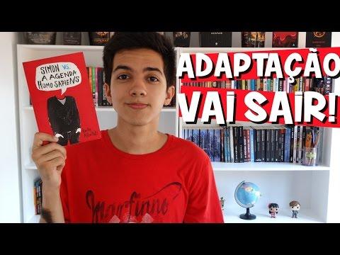 SAIBA TUDO DA ADAPTAÇÃO DE SIMON! | Simon vs A Agenda Homo Sapiens
