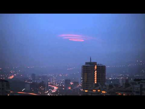 Ankara – Turkey UFO (14-12-2012)