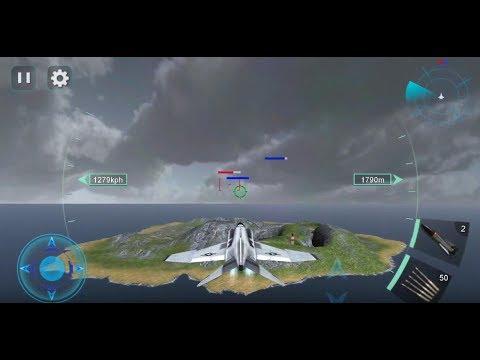 《空中雷霆戰爭》手機遊戲玩法與攻略教學!