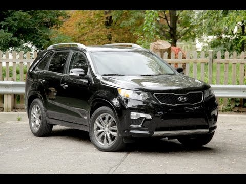 2013 Kia Sorento Review – SO MUCH MORE ON THE INSIDE