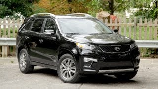 2013 Kia Sorento Review - SO MUCH MORE ON THE INSIDE