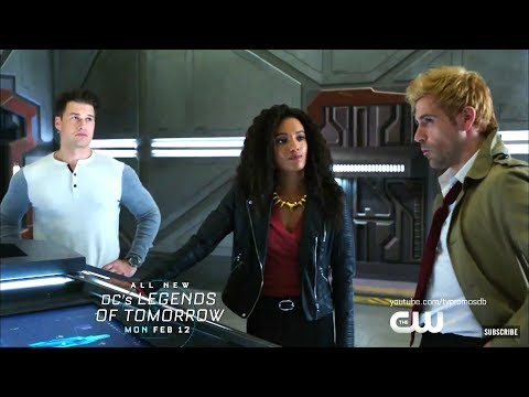 DC's Legends of Tomorrow 3x10 Promo