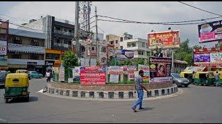 Kota India  City new picture : Walking in New Delhi (India)