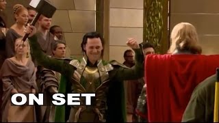 Thor: Tom Hiddleston