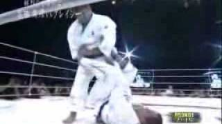 Judo(Yoshida) vs. Jujitsu(Royce Gracie)