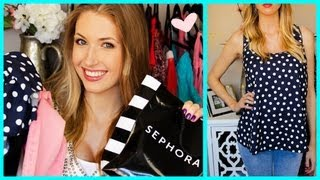 So... I went shopping... ♥ NEW VIDEOS EVERY TUESDAY & THURSDAY! Missed my last video?