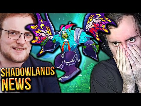 Asmongold Reacts to Bellular on WoW PAID TRANSMOG & More (Shadowlands Release, Blizzard Migration)