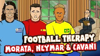 ⏱️Morata, Neymar & Cavani: FOOTBALL THERAPY!⏱️ (& Nations League Reaction)