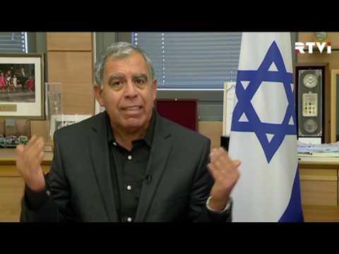 «Израиль за неделю» // Международные новости RTVi — 14 января 2017 года (видео)