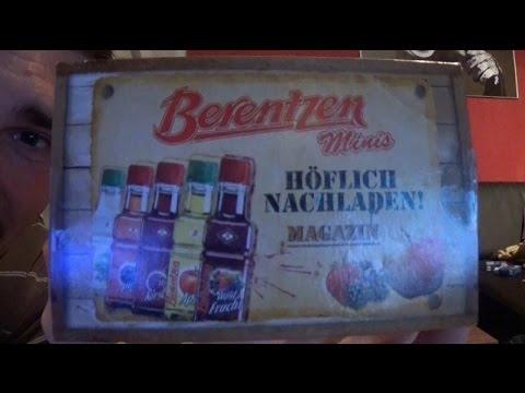 Schnaps-Test #1 - Berentzen