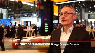 MWC 2017: Interview with Orange Business Services CEO Thierry Bonhomme