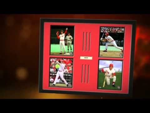 Clay Zavada - http://www.artandmore.com/ Cincinnati Reds fans, family and friends: Shop for all of your favorite Cincinnati Reds merchandise and home accessories at ArtAnd...