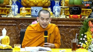 [LIVESTREAM] Bài Kinh Trung Bộ số 9: Kinh Chánh tri kiến (Sammāditthi Sutta) với Sư Phước Toàn