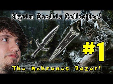 TES Skyrim - Mehrunes' Razor (Part 1)