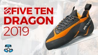Five Ten Dragon 2019 climbing shoe by WeighMyRack