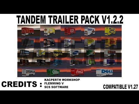 Tandem Trailer Pack v1.2.2