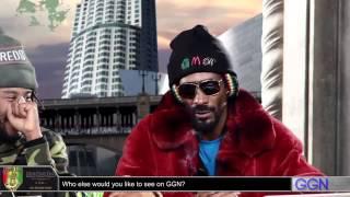 GGN  Snoop, Pac Div & Fights At IHOP