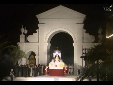 Año 1990, Salida Extraordinaria de Ntra. Sra. de la Caridad, 25 Aniversario Coronación