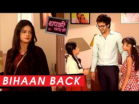 Thapki's Daughter Brings Bihaan Back Home In Thapk