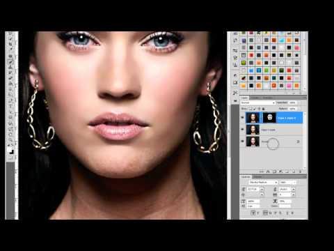 Retoque Digital Fotografia Photoshop by yanko0