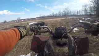 5. DVX 250 muddy ride