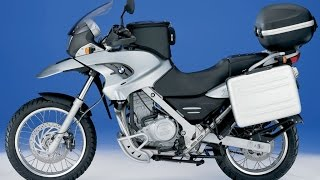 7. Top speed BMW F 650 GS