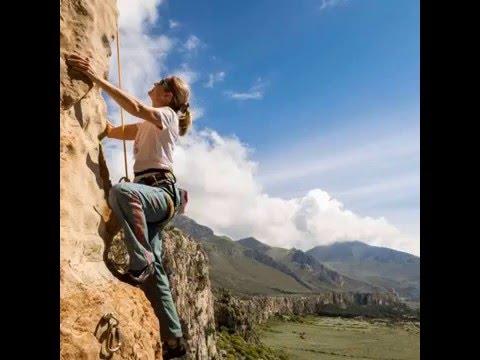 Soggiorno Climbers a Villa Sauci
