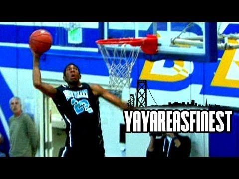 Kentucky-Bound Marcus Lee SICK Senior Season Mixtape!!!