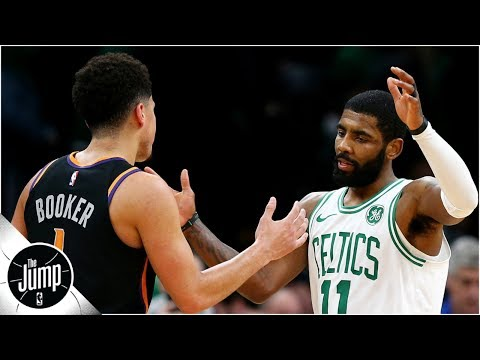 The Suns could be 'a great fit' for Kyrie Irving in free agency - Ramona Shelburne | The Jump