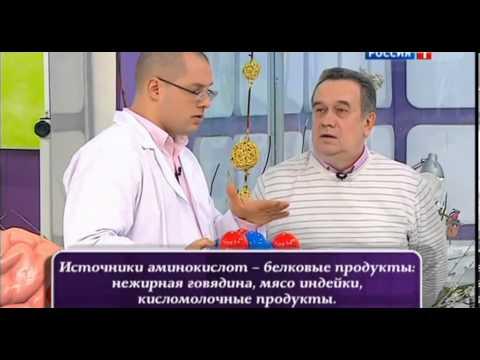 Аминокислоты для защиты головного мозга