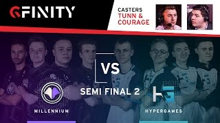 Millenium vs HyperGames (CWL Summer Masters Semi-Final 2)