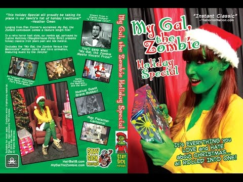 Zombie Christmas! My Gal, the Zombie Holiday Special (Full Movie)