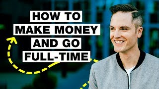 Video How to Go Full-Time on YouTube with a Small Channel - 5 Tips MP3, 3GP, MP4, WEBM, AVI, FLV Desember 2018