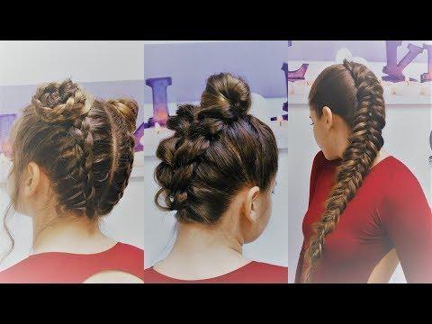 Video Peinados Faciles Con Trenzas Belleza