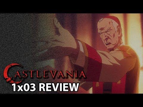 Castlevania Season 1 Episode 3 'Labyrinth' Review