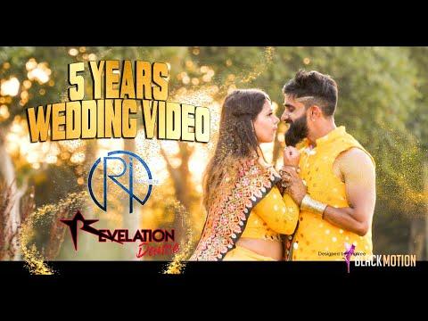 GUNDU MANGA | WEDDING CLIP VIDEO | Ragis Isaline | REVELATION DANCE