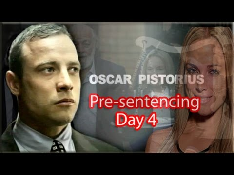 Arguments - Model Reeva Steenkamp's cousin, Kim Martin, is back on the stand on Thursday morning in the pre-sentencing hearings of paralympian Oscar Pistorius at the High Court in ...