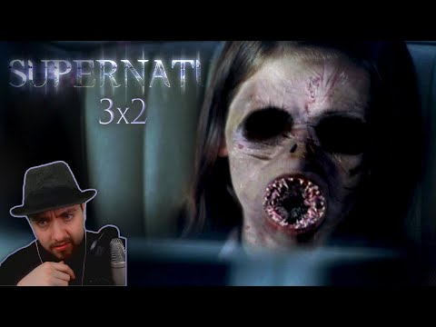"""Supernatural Season 3 Episode 2 REACTION """"The Kids Are Alright"""""""