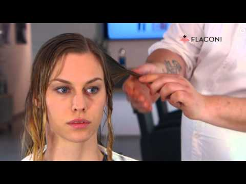 Haarkur Anwendung // Hair Tutorial von Flaconi NEO