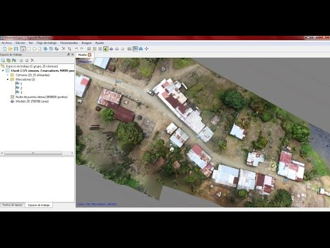 Tutorial Agisoft PhotoScan Profesional.