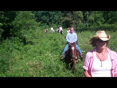 Horseback riding 2.5 hours from Chicago