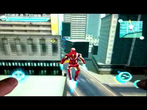 iron man 2 ios game