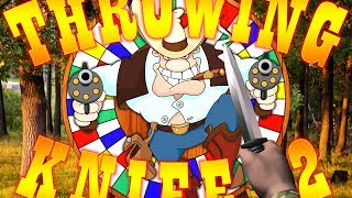 Throwing Knife deluxe YouTube video