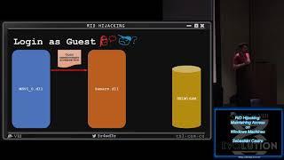 Stable 26 RID Hijacking Maintaining Access on Windows Machines Sebastin Castro