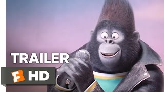 Sing Official Trailer  (2016) - Scarlett Johansson, Matthew McConaughey Movie HD